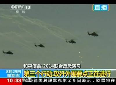 News video: China, Russia and Central Asian Countries Conduct Live Drills