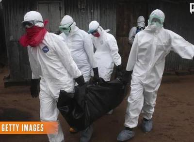 News video: 3 Things To Know About The Ebola Outbreak's Progression
