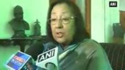 News video: I had used word 'Hindi' not 'Hindu': Najma Heptullah on her 'nothing wrong in calling Indians Hindus