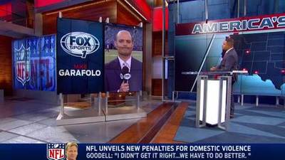 News video: NFL: Severe penalties for domestic violence