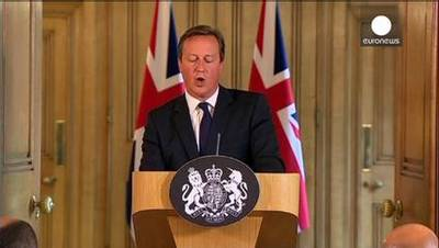 News video: UK terror threat raised to account for IS sway in Iraq and Syria